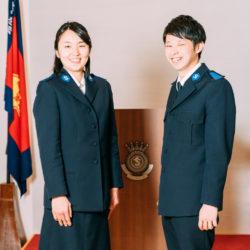 士官候補生たち
